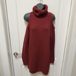 Francescas Sweater Dress Size Small
